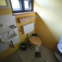WC 1 im Erdgeschoss