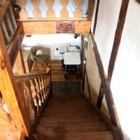 Treppenbereich vom Obergeschoß zum Dachgeschoß